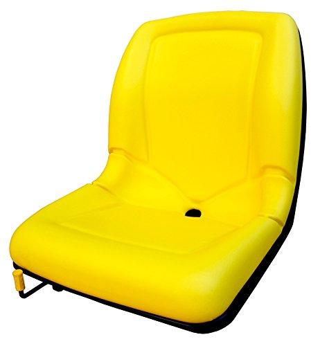Assise Convient John Deere Gator Tracteur tondeuse gazon Castel Garden Klara Seats