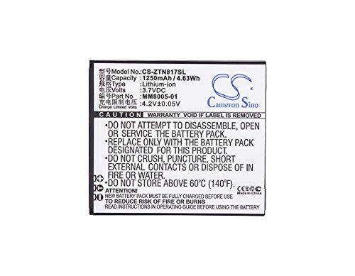 Bateria : ZTE Quest N817 Uhura ZTE MM8005-01