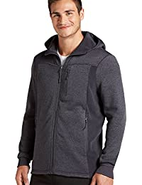 Men's Sportswear Hooded Sweater Jacket