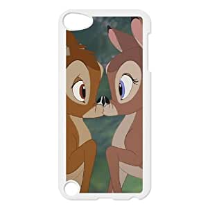 iPod Touch 5 Case White Bambi Character Bambi oale