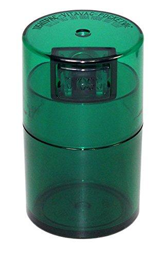 TV0-CGT Vitavac - 5g to 20 gram Vacuum Sealed Container Gree