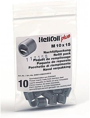 bzw Set 10 Gewindeeinsatz 20-teilig 1,5/×d M10 HELICOIL