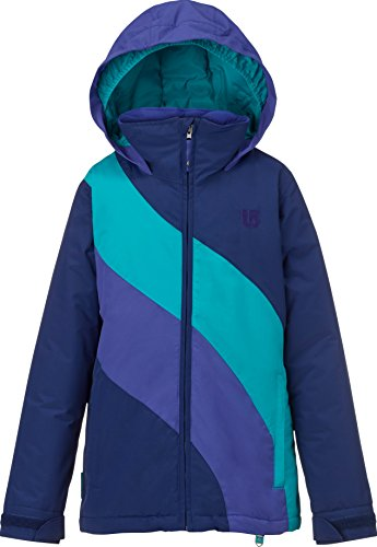 Burton Girls 115701 Hart Jacket, Spellbound Block - S by Burton