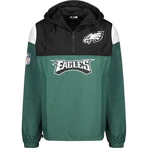 Philadelphia New Veste Era Coupe Vent Vert Colour Block Nfl Eagles Homme 1EqwgTE