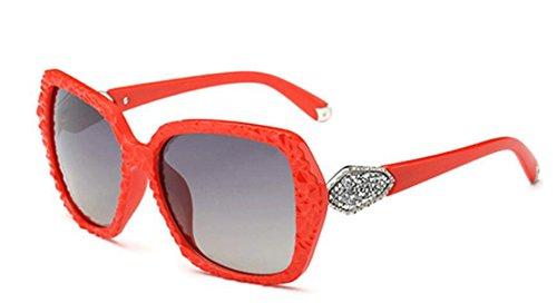 Fashion Beach Sunglasses Sol Red De Lady Travel Shopping Gafas qatRa