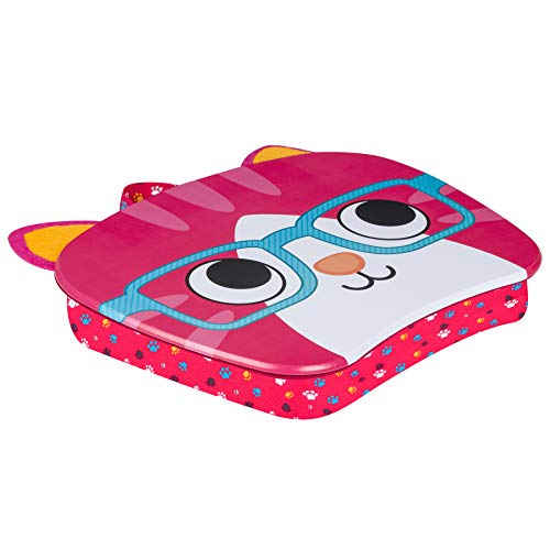 LapGear Lap Pets Lap Desk for Lil' Kids – Cat – Fits up to 11.6 Inch laptops – Style No. 46744