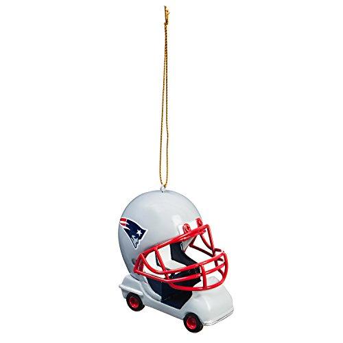 Team Sports America New England Patriots Vintage Field Cart Team Ornament ()