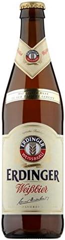 Erdinger Weissbier Weissbrau (cerveza de trigo) 500ml