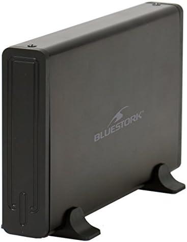 Bluestork - Carcasa disco duro externo sata y usb 2.0 5,5