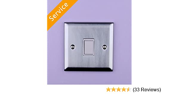 Light Switch Replacement (Commercial) - Up to 3 Dimmers