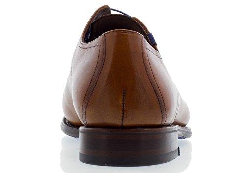 Classica Uomo Marrone Floris marrone Stringata 00 Van Bommel14370 8PwPxq74p