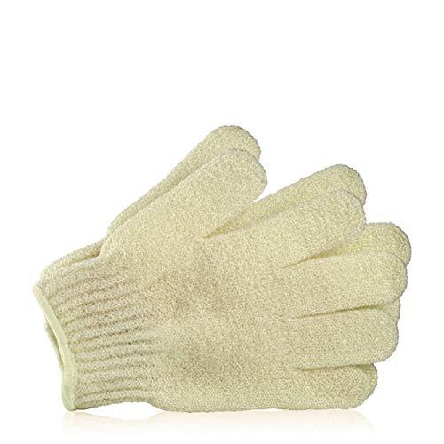 The Body Shop Bath Gloves, Natural