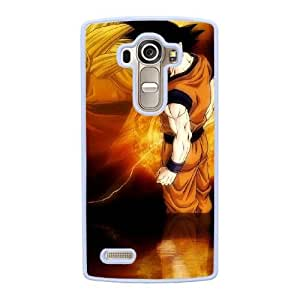 Generic Fashion Hard Back Case Cover Fit for LG G4 Cell Phone Case white Dragon Ball FEW-7895651