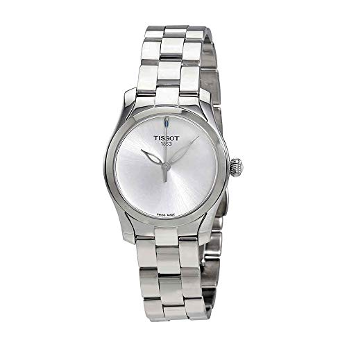 Tissot T112.210.11.031.00 Women's Watch T-Wave II Silver 30mm Stainless Steel