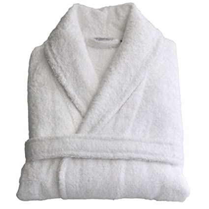 Image Unavailable. Image not available for. Color  Jasmin Elinor MENS  LADIES UNISEX EGYPTIAN COTTON TERRY TOWELLING BATHROBE DRESSING GOWN ... 0805e3698