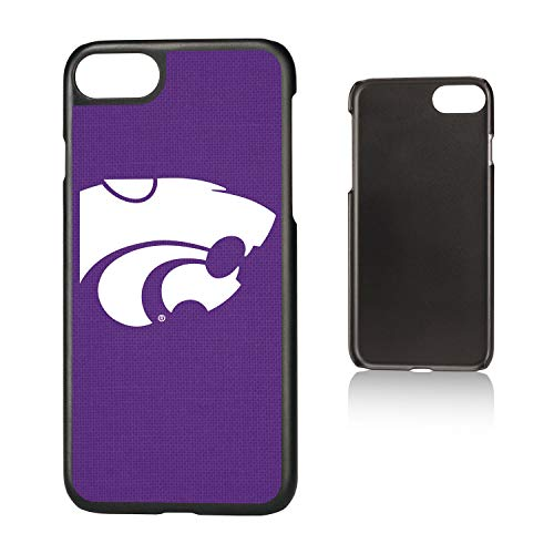 - Keyscaper KSLMI7-0KSU-SOLID1 Kansas State Wildcats iPhone 8/7 Slim Case with KS Solid Design