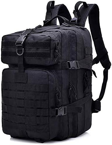 JIANGU 40L Ultraleichter Reiserucksack mit Reiß- und Wasserbeständigkeit, faltbarer Reiserucksack, faltbarer Campingrucksack, Outdoor-Sportrucksack