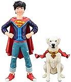 Kotobukiya DC Comics Super Sons Jonathan Kent & Krypto Two Pack Artfx+ Statue
