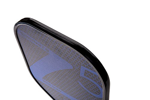 Onix Z5 Graphite Pickleball Paddle and Paddle Cover (Blue) || Gift Pack by Onix (Image #3)