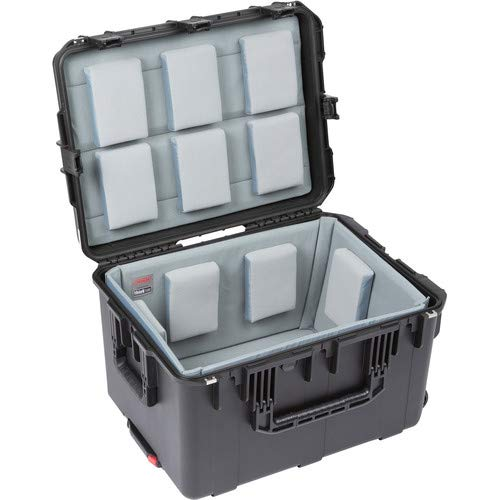 iSeries 2317-14 Waterproof Case with Think Tank Designed Liner (Black) [並行輸入品]   B07R4T791R