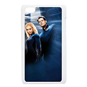 Fantastic Four iPod Touch 4 Case White Czshm