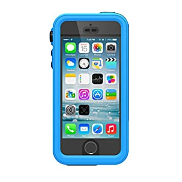 innovative design 2c886 e4488 Catalyst Waterproof Case for Apple iPhone 5/5S - Blue
