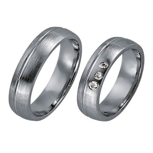 mytrau Anillo Platino Modelo anillos alianzas de platino 600/alianzas/Partner Number 3042 –