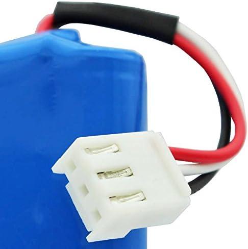 Batería para el PHILIPS fc8603, fc8700, fc8705, fc8710 Robot ...