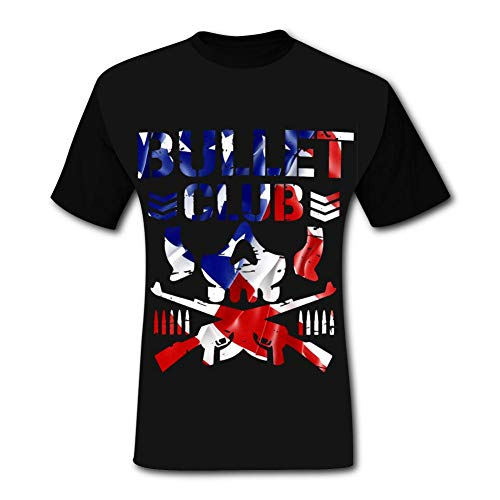 B4DDS 36E Men's Colorful Bullet Club T-Shirt The Office T-Shirts, TV Show T-Shirts Quality upgrading