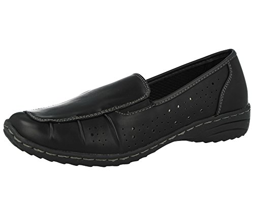 Coconel Donna Slippers Nero Coconel Slippers rwrvt