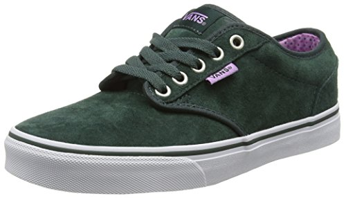 Verde Mujer Zapatillas African Mte para Gables Vans Green Atwood Violet gqAIvnwBx
