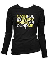 Women's C.R.E.A.M. Long Sleeve T-shirt