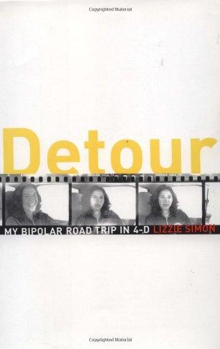 Detour: My Bipolar Road Trip in 4-D (Detour My Bipolar Road Trip In 4 D)