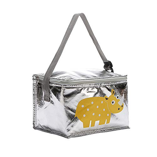(ONLY TOP Lunch Box, Insulated, Moisture Resistant, and Easy to Clean, Perfect for Kids or On-The-Go Parents)