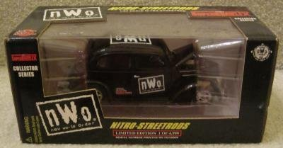 1999 RACING CHAMPIONS WCW N.W.0. LIMITED EDITION 0F 4,999 NITROSTREETRODS 1 24 SCALESUPERBRAWL 1X COLLECTOR SERIES by Racing Champions