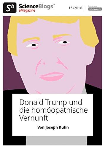 Amazon Com Scienceblogs De Emagazine Donald Trump Und Die