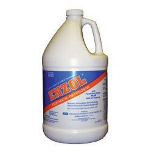 Enzol 2252 Enzymatic Detergent for endoscopic instruments J&J 1 gallon
