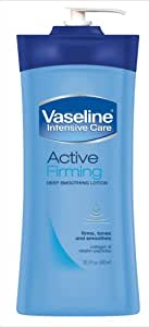 Vaseline Firming Smoothing Body Lotion Collagen & Elastin Peptides, Packaging May Vary, 20.3 Ounce
