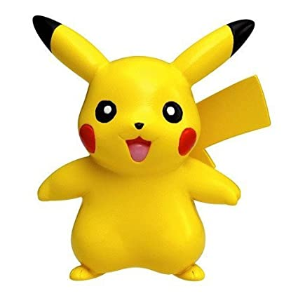 "Pikachu (MC-02): Pokemon Monster Collection 2"" Mini Figure (Japanese"