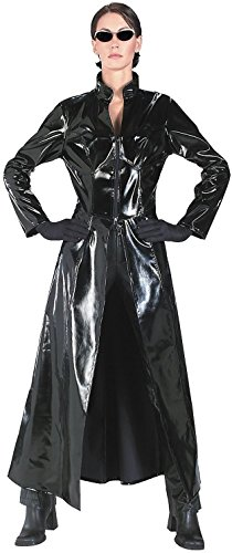 The Matrix: Trinity Adult (Morpheus Matrix Costume)