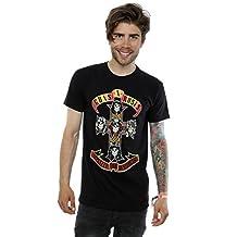 Guns N Roses Men's Appetite For Destruction T-Shirt XXX-Large Black
