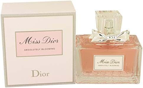 Miss Díór Absolutely Blooming by Çhrístíáñ Díór for Women Eau De Parfum Spray 3.4 oz