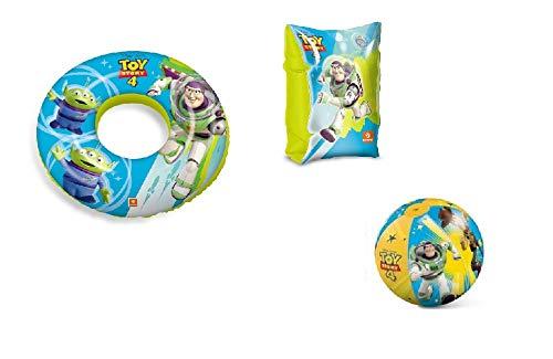 Mundo SPA Set N1 Accesorios Mare Toy Story Donut + Brazos + Bola ...