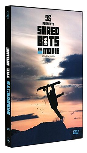 Shred Bots: The Movie - Snowboard DVD [2014]