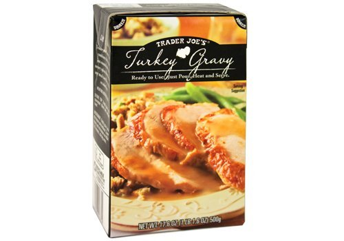 Joe's Ready to Use Turkey Gravy - (17.6 oz) 500g (Black Cocktail Bunny)