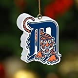 MLB Detroit Tigers - Tiger Logo Ornament