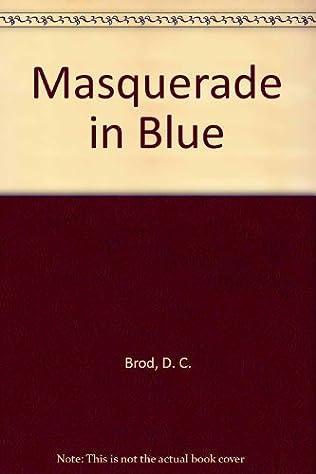 book cover of Masquerade in Blue