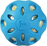 JW Pet Company Crackle Heads Crackle Ball Dog Toy, Large, Colors Vary, My Pet Supplies