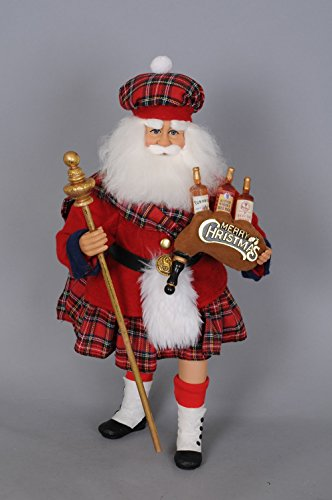 Karen Didion Originals Scottish - Santa Didion Karen