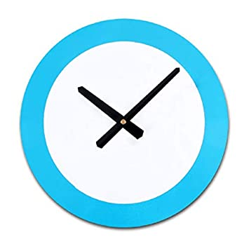 Amazon.com: KAWEAZ Vintage Home Decor Saat Relojes Pared Decoracion Watch Large Digita Relogio Parede Wall Clocks Kitchen 12 Inches Acrylic Single: Home & ...